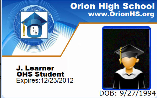 Learner ID Card
